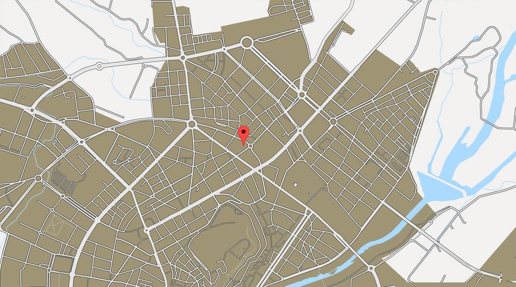 mapa de lleida